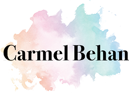 Art by Carmel Behan Logo